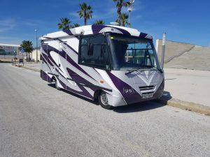 Rotulación integral Caravana