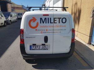 Rotulación Mileto